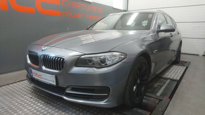 BMW 518d Chiptuning