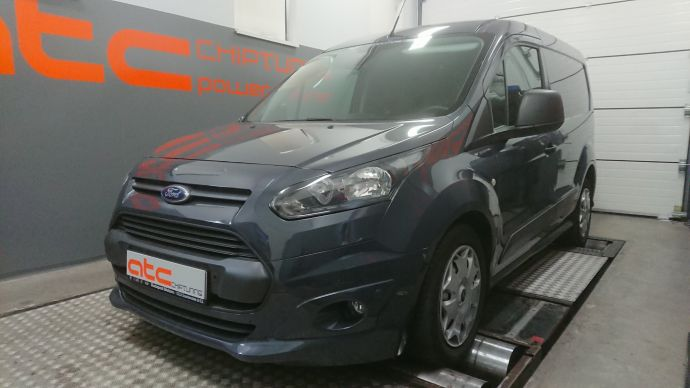 Ford Tourneo Chiptuning
