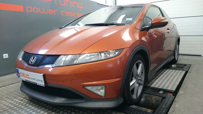 Honda Civic Chiptuning