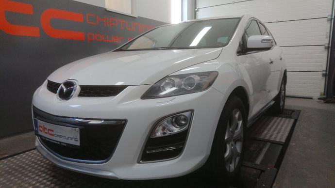 Mazda CX7 MPS Chiptuning