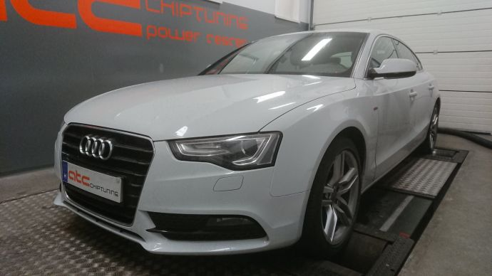 Audi A5 Chiptuning